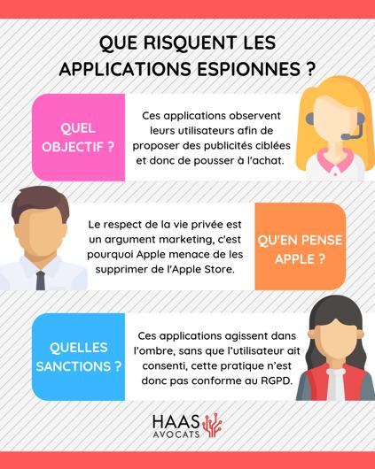 Applications qui espionnent leurs utilisateurs (3)
