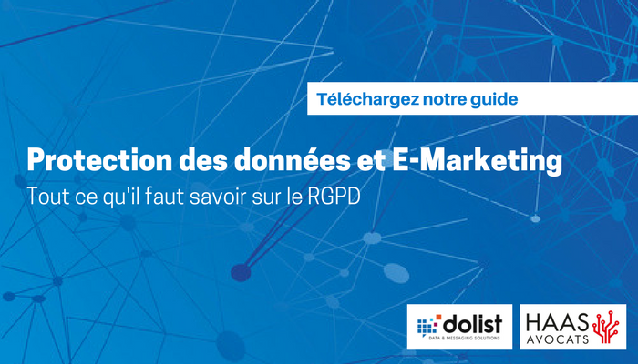 E-Marketing et Protection des données