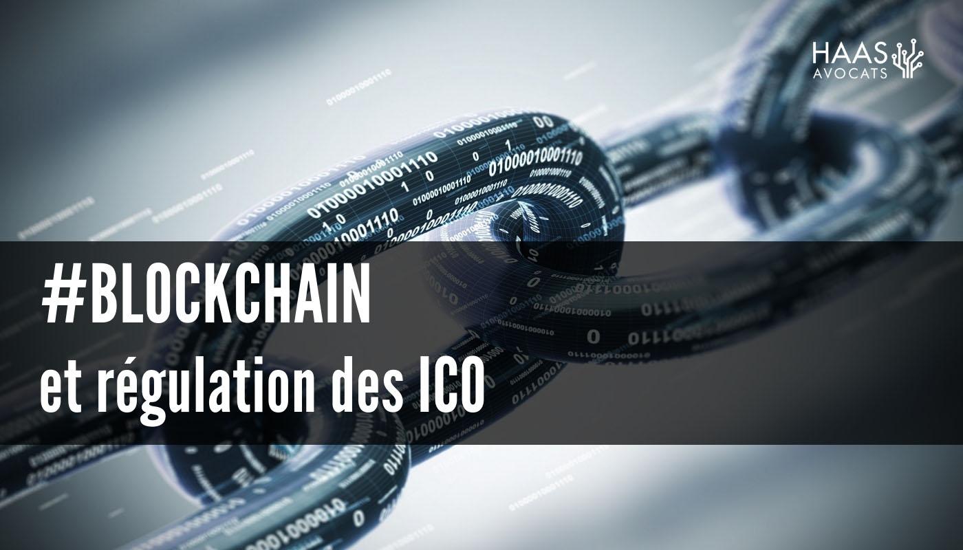 Blockchain et régulation des ICO