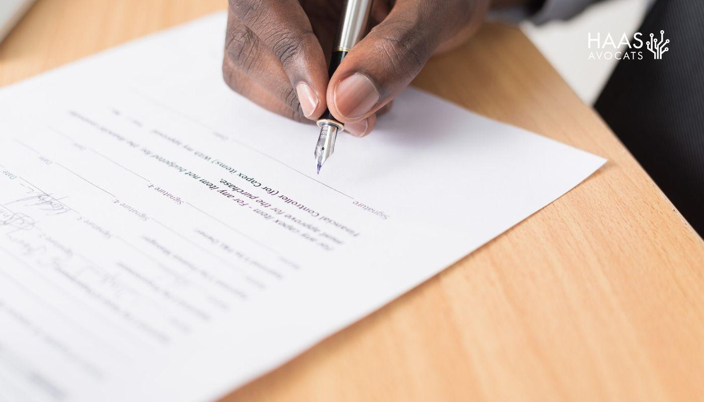 Clauses de confidentialité et de non-concurrence : les conditions de validité