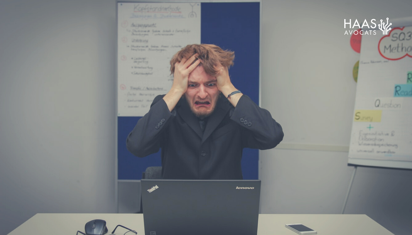 Que faire en cas de publication d'un contenu illicite sur internet ?
