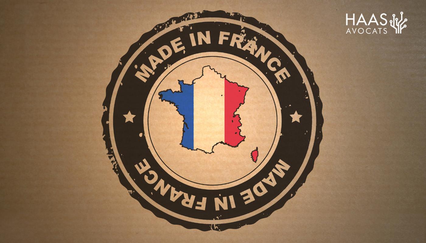 Puis-je utiliser la mention « Made in France » sur mon site e-commerce ?