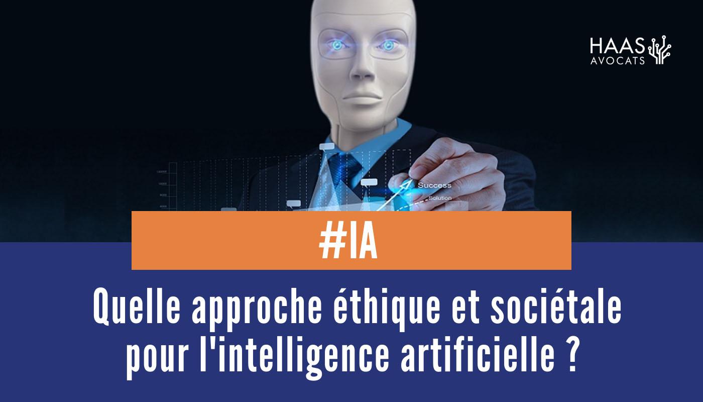 L'éthique au cœur des réflexions sur l'intelligence artificielle