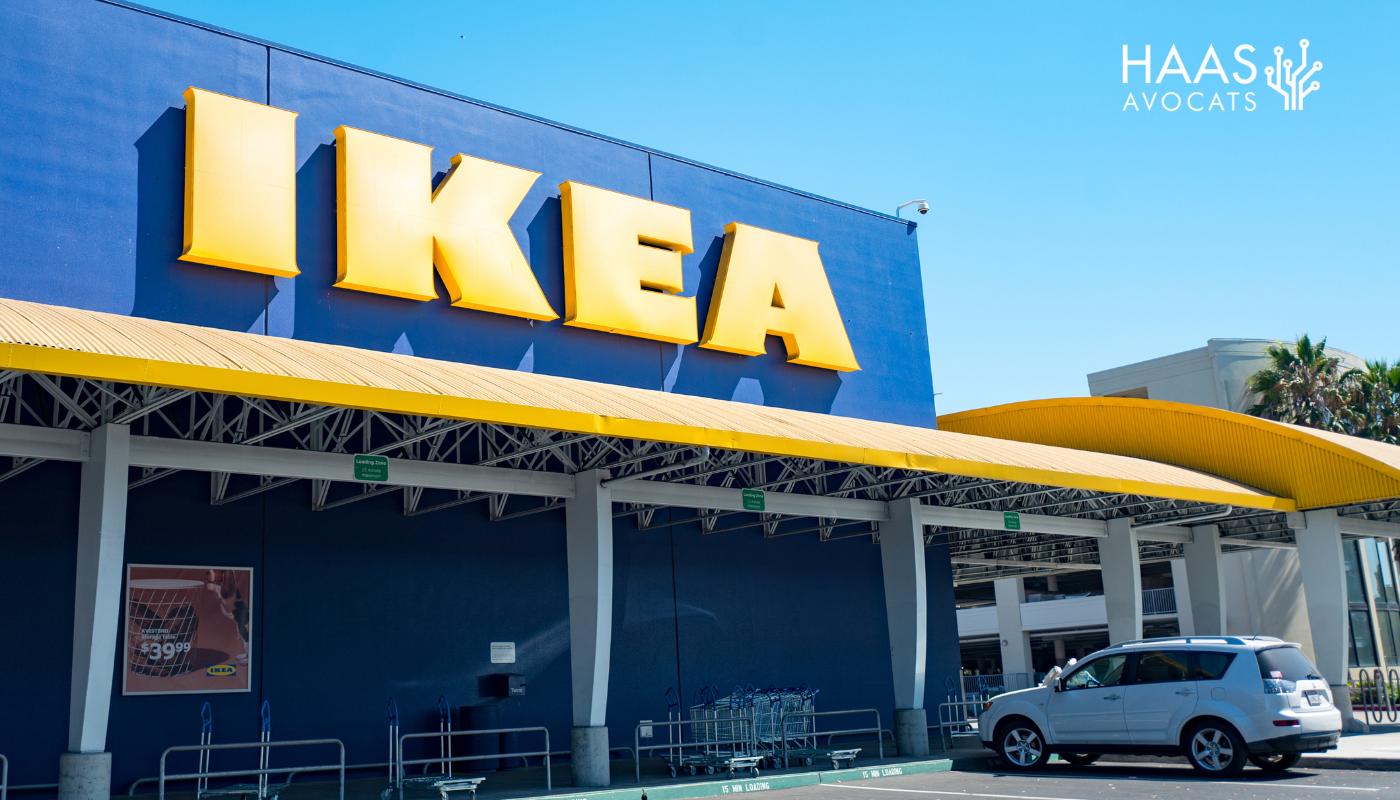 Ikea France condamnée à 1 million d'euros d'amende pour espionnage
