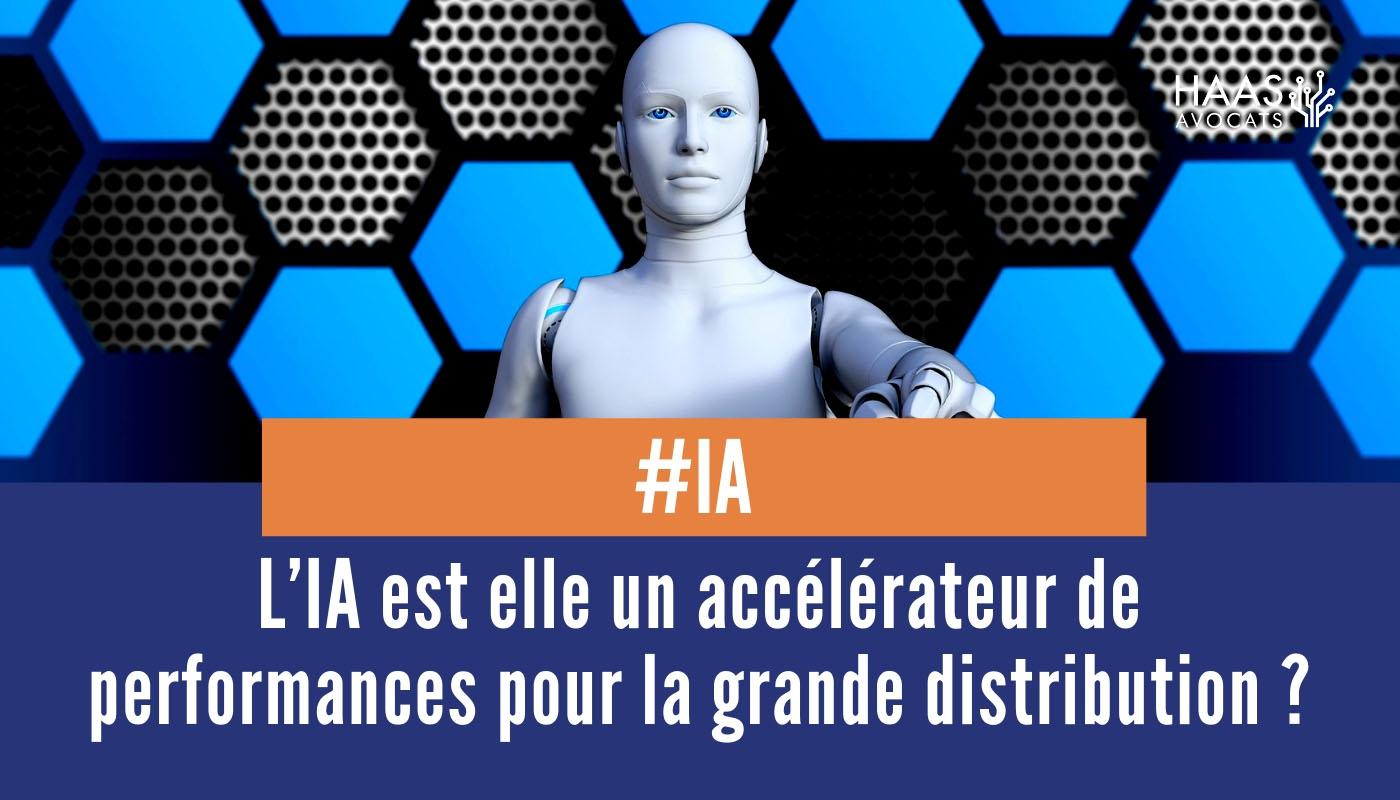 Intelligence artificielle : quel impact pour la grande distribution ?