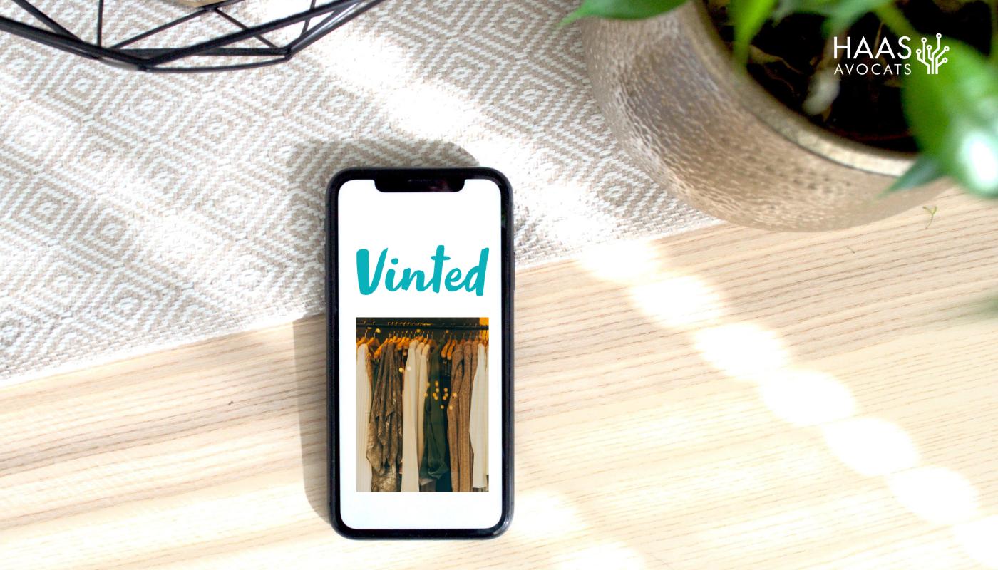 La plateforme de vente Vinted accusée de pratique commerciale trompeuse