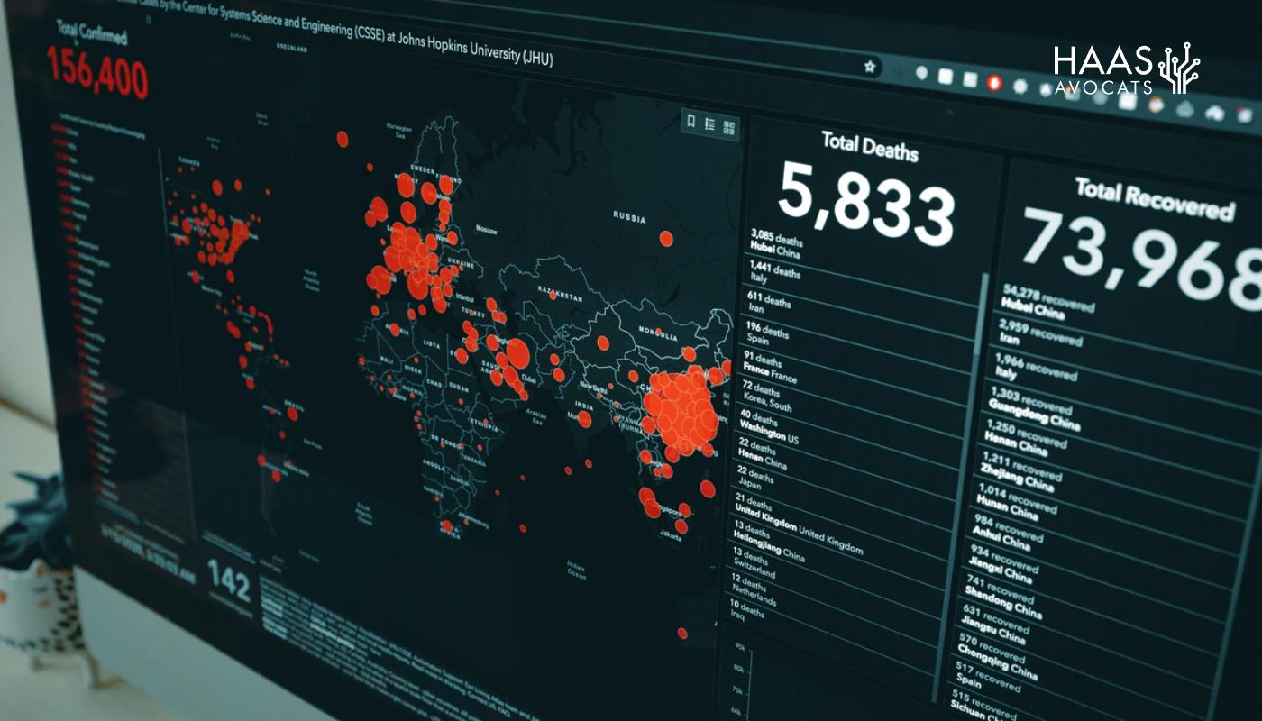 Le Conseil d'Etat maintient le Heath Data Hub hébergé par Microsoft