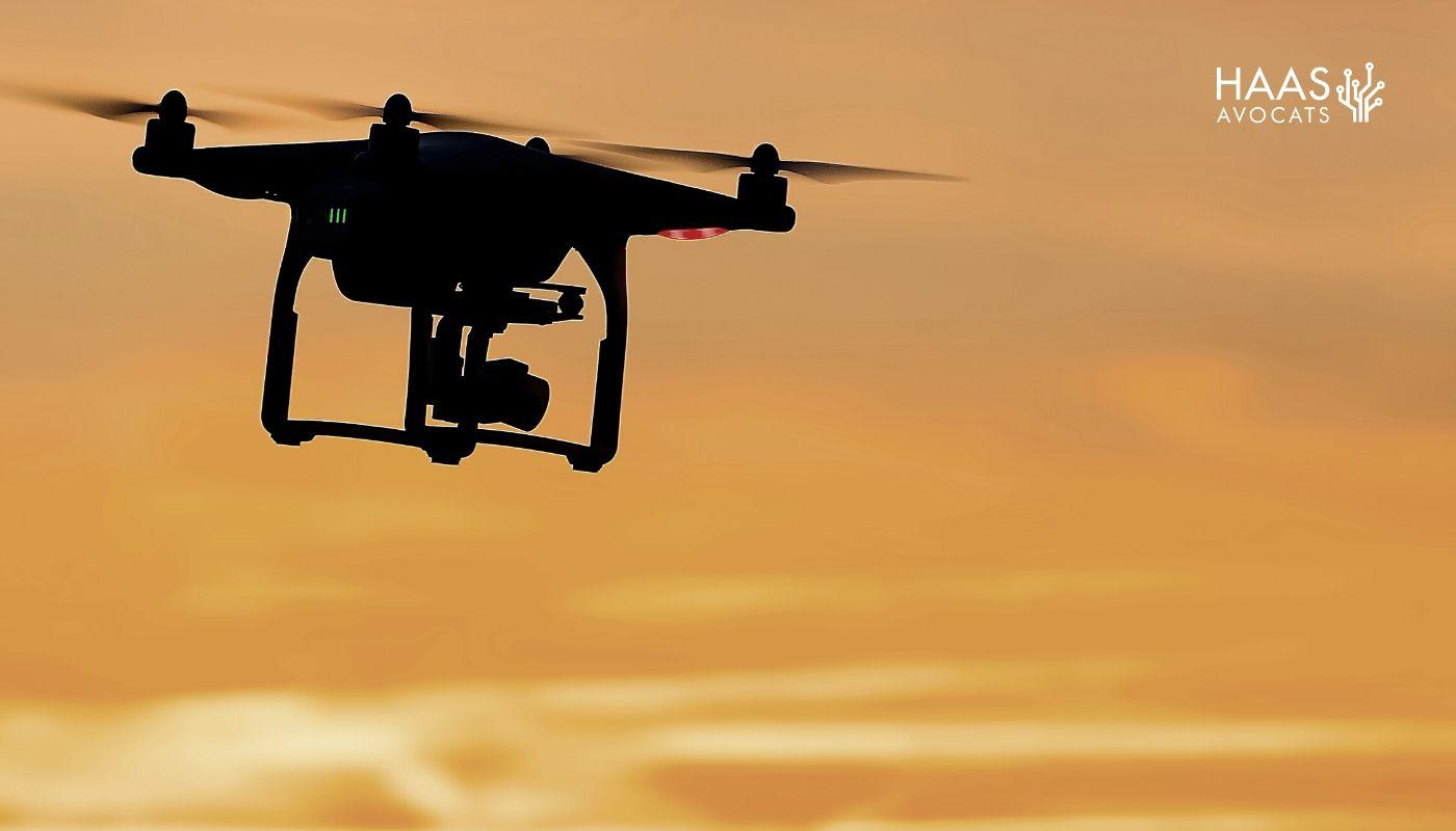 Le Conseil d'État interdit les drones de surveillance de la police de Paris