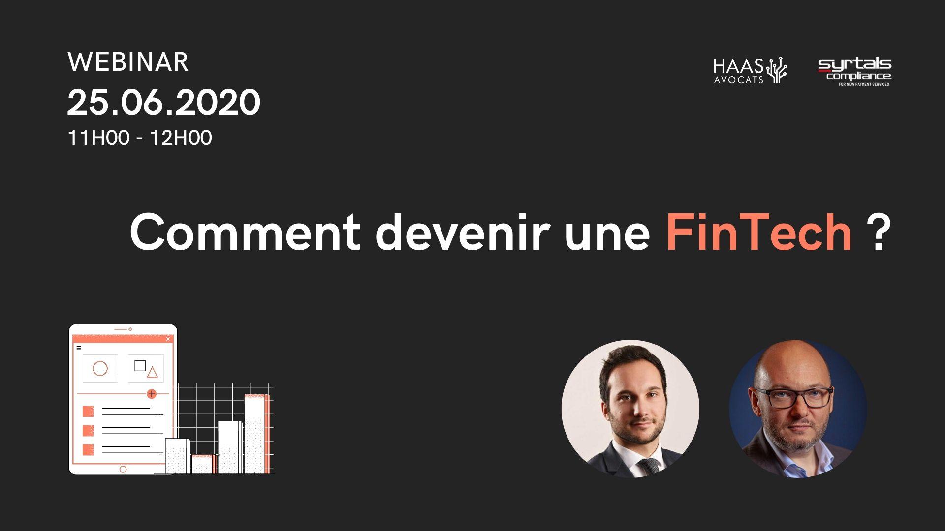 Comment devenir une FinTech ? Le point sur la réglementation financière