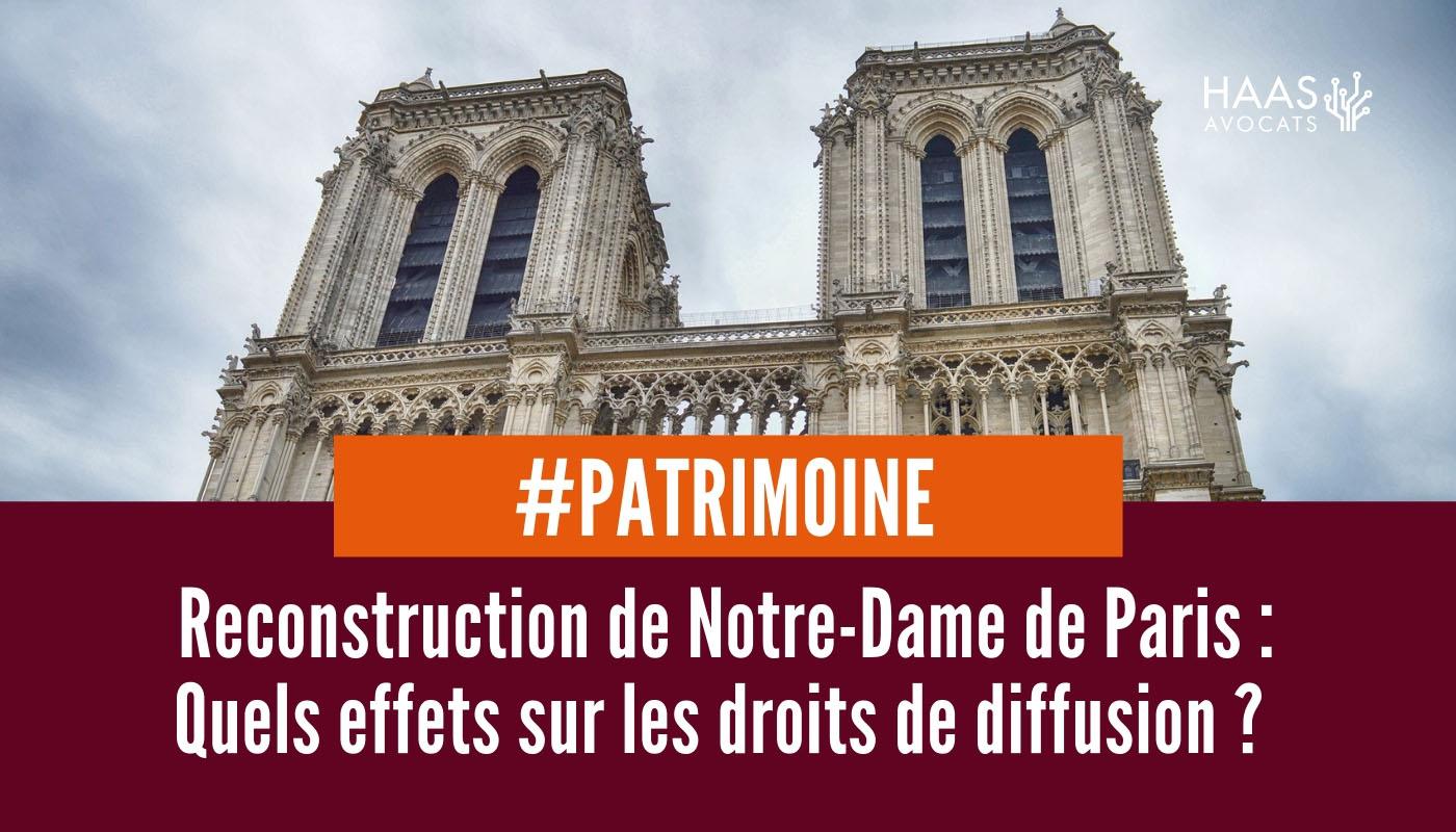 Reconstruction de Notre-Dame de Paris : un casse-tête juridique en perspective