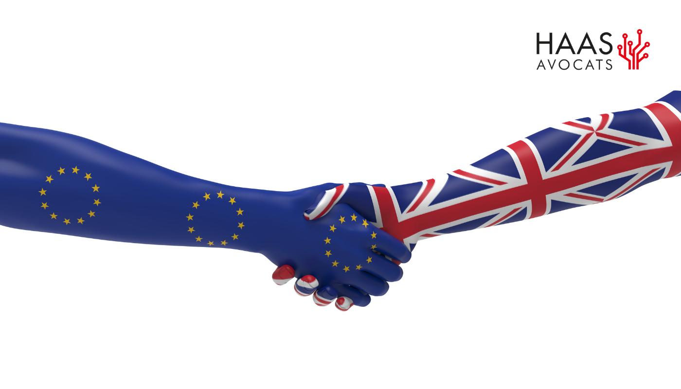 Brexit : Bruxelles donne son feu vert pour les transferts de données