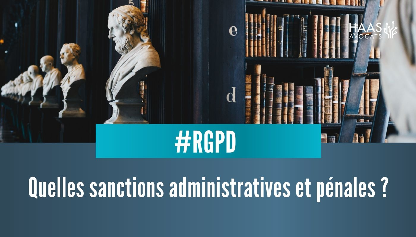 RGPD : Focus sur les sanctions