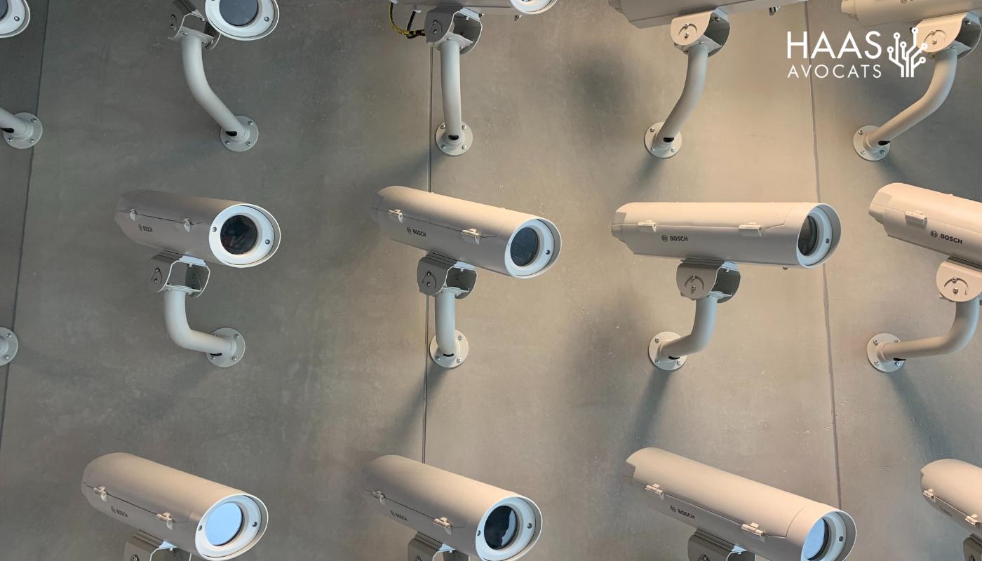 Vidéosurveillance au travail : obligation de respect de la vie privée