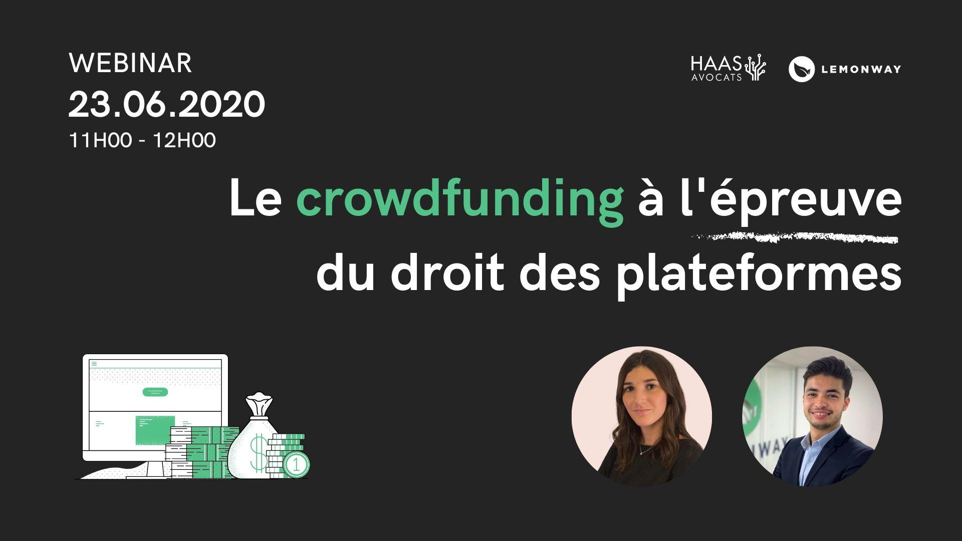Comment lancer sa plateforme de financement participatif en toute légalité ?