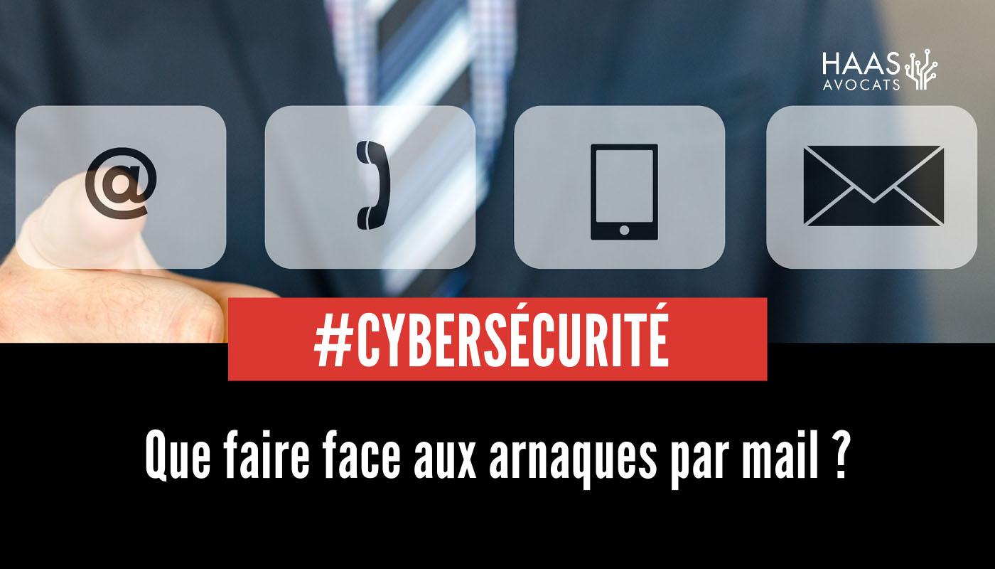 Arnaque par mail : un cyber-risque en forte hausse !