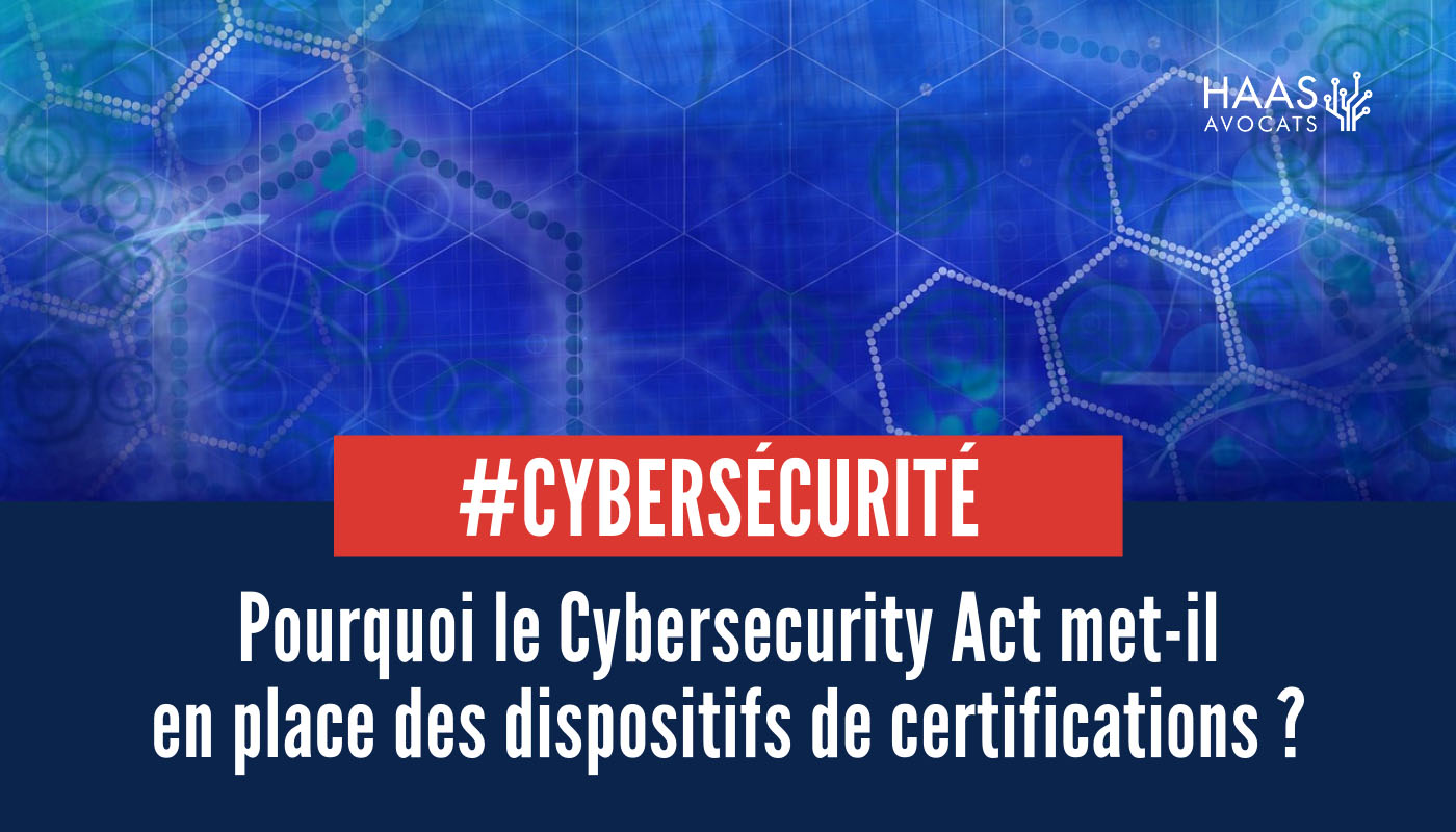 Le Parlement européen adopte le Cybersecurity Act !