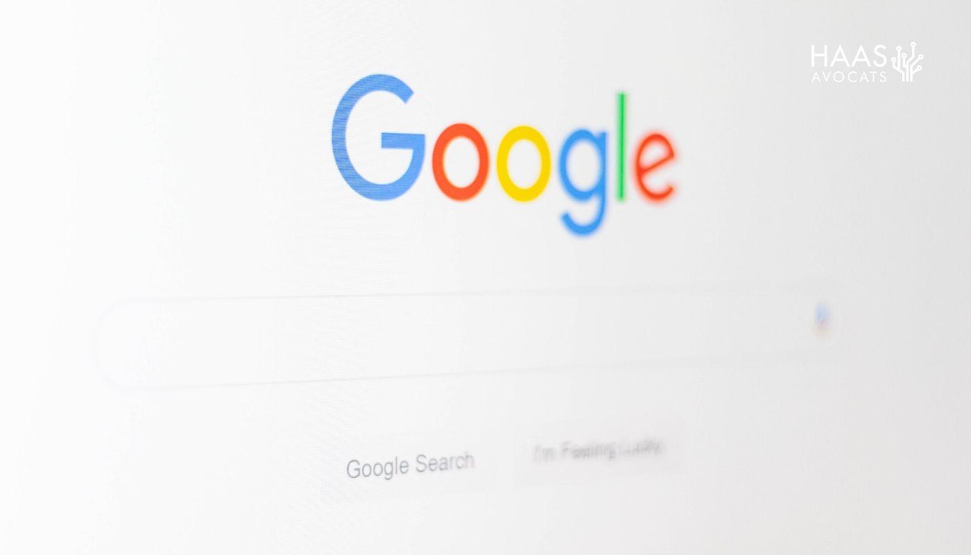 Google : une class action pour collecte des données personnelles en navigation privée