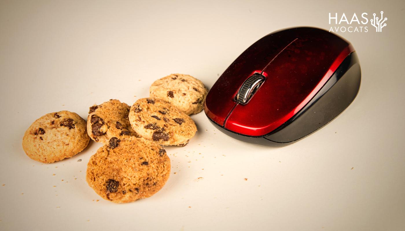 La responsabilité de l'éditeur d'un site web utilisant des cookies tiers